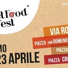 Palermo capitale dello Street Food Fest: dal 20 al 23 aprile torna il meglio del cibo di strada dall'Italia e dal mondo.