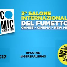 Palermo Comic Convention 2017