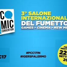 Palermo Comic Convention 2017