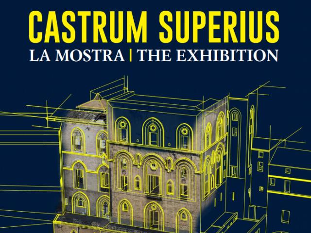 Castrum Superius, il palazzo dei Re Normanni