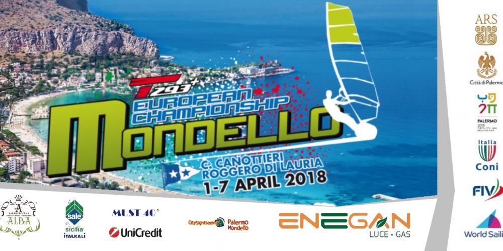 Mondello protagonista di un altro Campionato Europeo di Vela