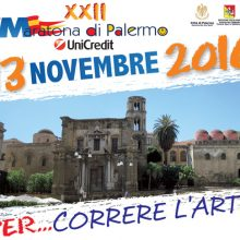 HCO & SPORT : XXII Maratona CITTA' DI PALERMO – Domenica 13 Novembre 2016