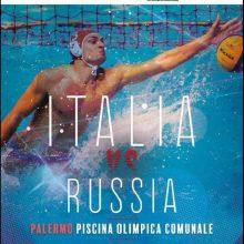 14 Marzo 2017, Italia-Russia: la World League 2017 di pallanuoto a Palermo per un imperdibile match presso la Piscina Olimpica