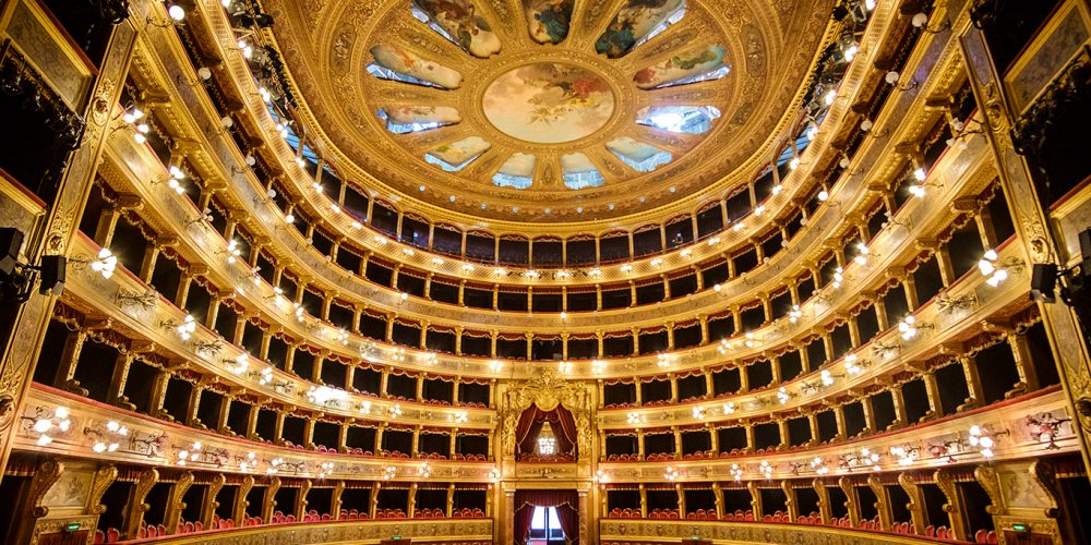 Doppio festeggiamento per il Teatro Massimo